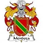 Mendoza Coat of Arms
