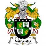 Miranda Coat of Arms