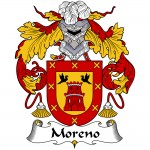 Moreno Coat of Arms 150x150 Spanish Coat Of Arms