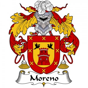 Moreno Coat of Arms