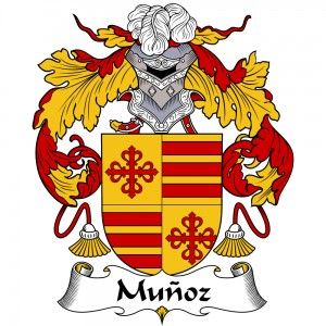 Munoz Coat of Arms