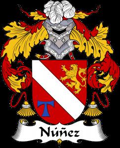 Nunez Coat of Arms, Nunez Family Crest, Nunez escudo de armas, Nunez cresta de la familia