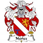 Nunez Coat of Arms 150x150 Spanish Coat Of Arms
