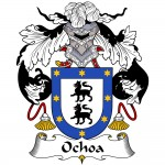 Ochoa Coat of Arms