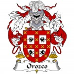 Orozco Coat of Arms