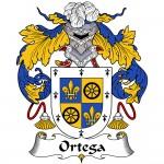 Ortega Coat of Arms