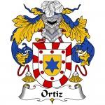 Ortiz Coat of Arms
