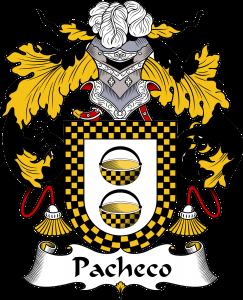 Pacheco Coat of Arms, Pacheco Family Crest, Pacheco escudo de armas, Pacheco cresta de la familia, Pacheco apellido, Pacheco Family reunion, spanish genealogy