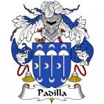 Padilla Coat of Arms
