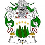 Pena Coat of Arms