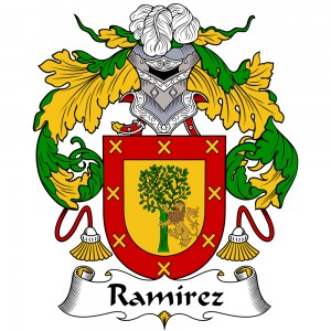 Ramirez Coat of Arms