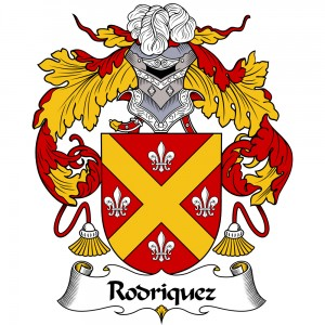 Rodriquez Coat of Arms