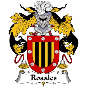 Rosales Coat of Arms