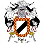 Ruiz Coat of Arms 150x150 Spanish Coat Of Arms