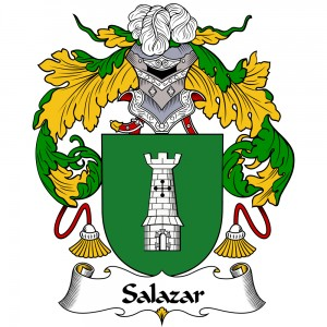Salazar Coat of Arms