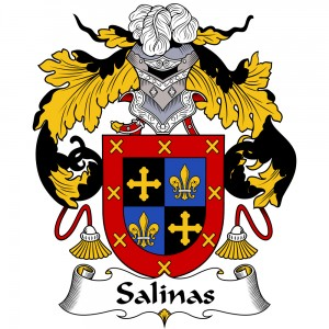 Salinas Coat of Arms