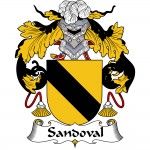 Sandoval Coat of Arms