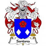 Santana Coat of Arms 150x150 Spanish Coat Of Arms