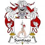 Santiago Coat of Arms