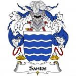 Santos Coat of Arms