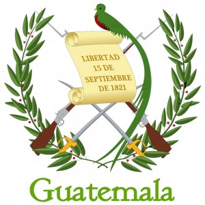 Shield of Guatemala