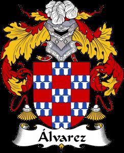 Álvarez Family Crest