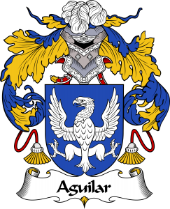 Aguilar Coat of Arms