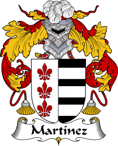 Martinez Coat of Arms