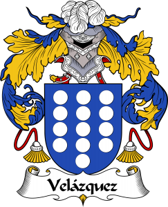 Velazquez Coat of Arms