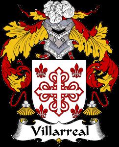 Villarreal Family Crest