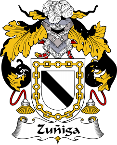 Zuniga Coat of Arms
