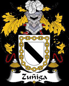 Zuniga Coat of Arms
