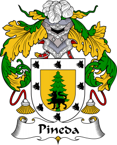 Pineda Coat of Arms, Pineda Family Crest, Pineda escudo de armas, Pineda cresta de la familia, Pineda apellido, Pineda Family reunion, spanish genealogy