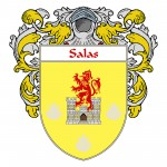 Salas Coat of Arms 150x150 Spanish Coat Of Arms