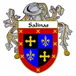 Salinas Coat of Arms 150x150 Spanish Coat Of Arms